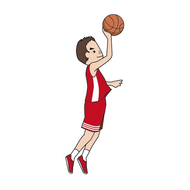 ワンハンドシュートのコツ!ボールに回転をかけるには。