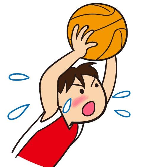 バスケは好きだが、自信のない君へ。シュートを外す事を悔やむより・・・シュートを打たなかった事を悔やめ!